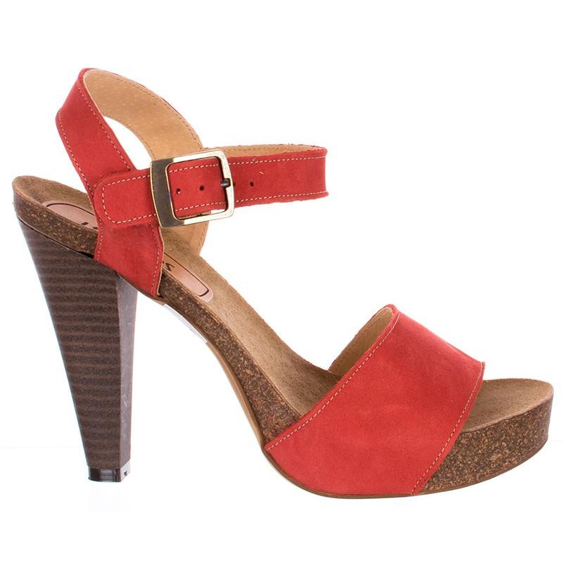 Lan-Kars D377-37 czerwone