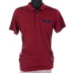 Koszulka Polo Bastion - BTN 26012469 bordowa M,L,XL,2XL,3XL,4XL