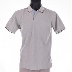 Koszulka Polo Repablo 1701 26010922 jasny szary roz. M, L, XL, 4XL