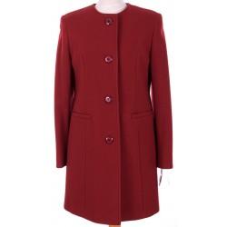 kurtka przejściowa Caro 027 ciemno czerwona rozmiar 40 42 44 46 48 50
