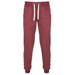 Spodnie dresowe Gramix blado-bordowe roz. M L XL 2XL