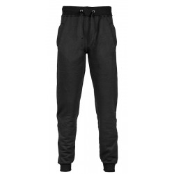 Czarne spodnie dresowe Gramix roz. M L XL 2XL 3XL