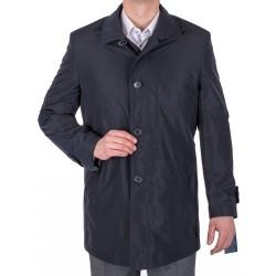 Wiosenny płaszcz Tris Line K210 w kol. granatowym 50 52 54 56 58 60 62