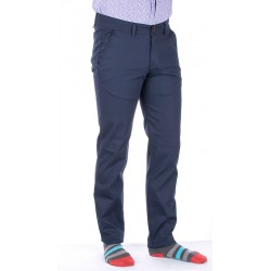 Granatowe spodnie męskie Bridle Denis roz. pas 88 - 120 cm