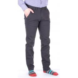 Spodnie grafitowe Bridle 114-S Ralf Dark roz. pas 88 - 120 cm