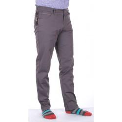 Szare spodnie Lord R-52 bawełniane roz. 82-112 cm