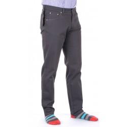 Spodnie Lord R-101 grafitowe bawełniane roz. 82-112 cm
