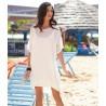 tunika Feria Iris FB318-3-08 ecru rozmiar 38 40 42 44 46