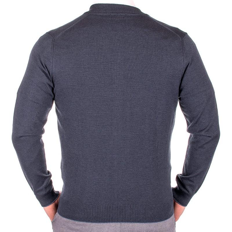 Blezer rozpinany Lanieri 10-108-03 granat jeans 249
