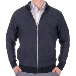 sweter rozpinany kings 2521917 granatowy