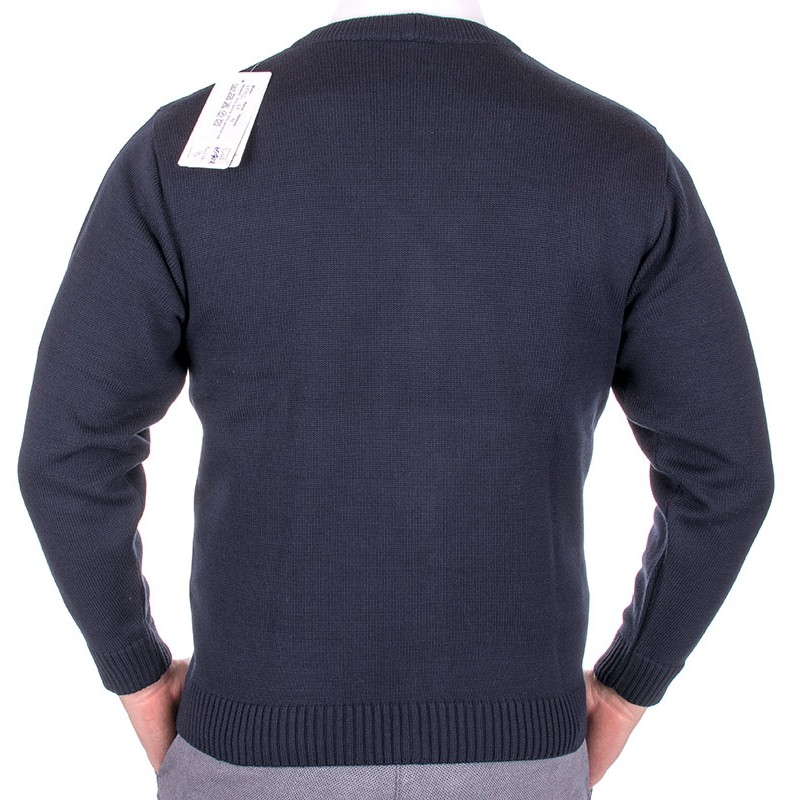 Sweter rozpinanyKings 65702 MaxSheldon granatowy