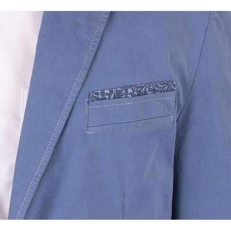 Marynarka Roy MS140 Lairon 581 niebieska