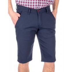 Granatowe krótkie spodnie Bridle 114-S Franko