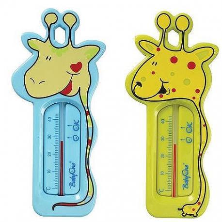 termometr do kąpieli BabyOno 770 żyrafka