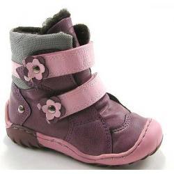 trzewiki Kornecki 4147 fioletowe dziewczęce