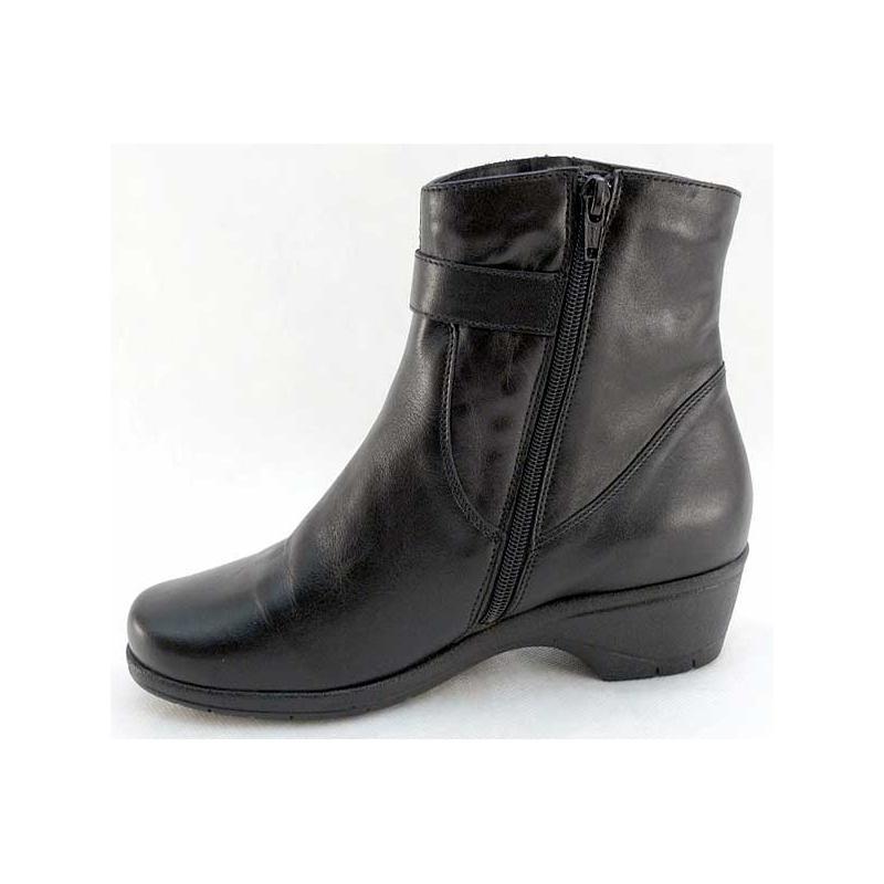 botki Pesco 406 czarne