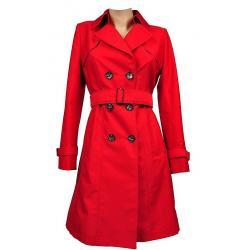 płaszcz Dziekański Matylda czerwony