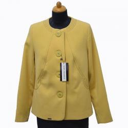 kurtka damska Tango IDA żółta