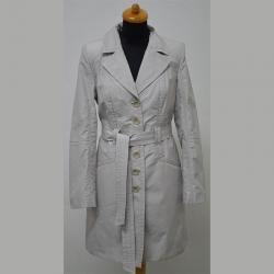 płaszcz Rozalia Modena Styl popielaty