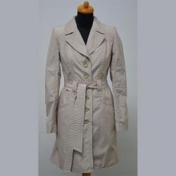 płaszcz Rozalia Modena Styl ekrii