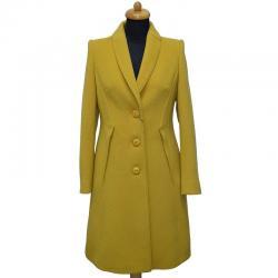 płaszcz Dziekański Serafina żółty