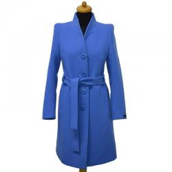 płaszcz Dziekański Maryla niebieski