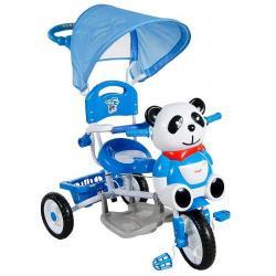 rowerek Panda 3-kołowy Baby Mix ET-A23-2 niebieski