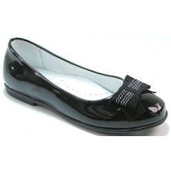 baleriny Kornecki 4240 czarne rozmiar 31 32 33 34 35 36