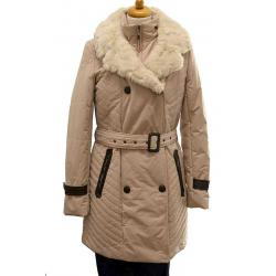 kurtka damska Conmar Vivero ST 1306 beżowa rozmiar 38 40 42 44