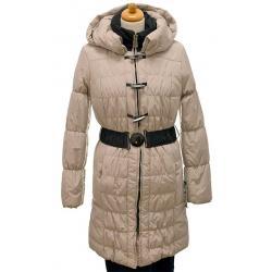 kurtka damska Maria Bland Z-1466 beżowa rozmiar 40 42 44 46