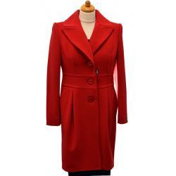 płaszcz Dziekański Aleksandra 32 czerwony