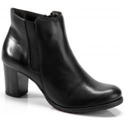 botki Lan-Kars Shoes B96-1 czarne ocieplane rozmiar 36 37 38 39 40