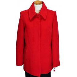 kurtka Caro Fashion 0108 czerwona rozmiar 40 42 44 46 48 50