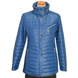 kurtka zimowa damska Biba Ada niebieska rozmiar 36 38 40 42 44 46