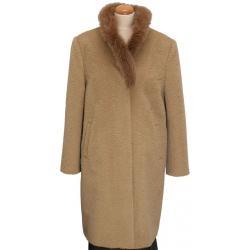 płaszcz Caro Fashion Studio 04 beżowy