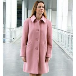 płaszcz nieocieplany Dziekański Megan różowy