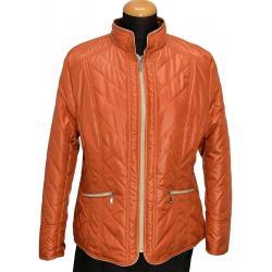 kurtka Biba-Styl Andrea pomarańczowa rozmiar 42 44 46 48 50