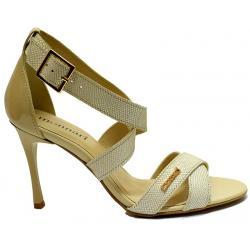 sandały damskie Monnari 0470-M00 białe