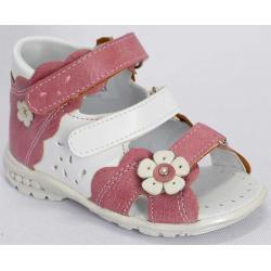 sandały dziewczęce Kornecki 4506 liliowe