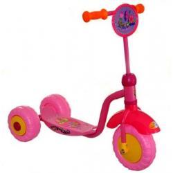 hulajnoga 3-kołowa CSC-303 różowa pink Alexis