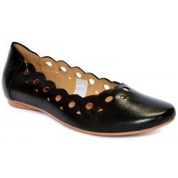baleriny Maciejka 01299-01 czarne