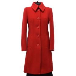 płaszcz Dziekański Eryka czerwony przód