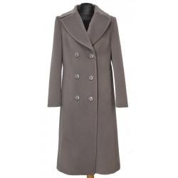 płaszcz Dziekański Linda z przodu