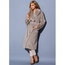 płaszcz Celestyna 036 Dziekanski modelce