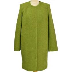 kurtka Caro 038 B/K zielona przód