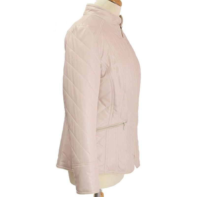 Biba Andrea jasno różowa bok