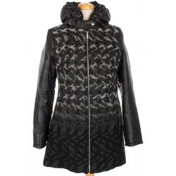 kurtka Biba Megan czarna jasny wzór rozmiar 40 42 44 46
