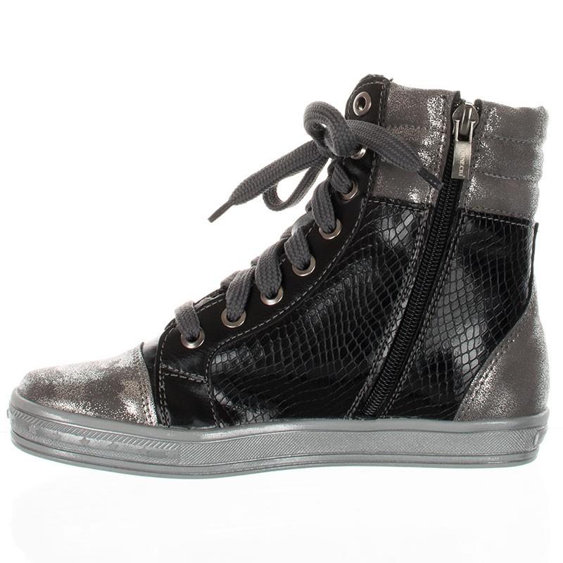 Kornecki 4822 czarne rozmiar 31-36