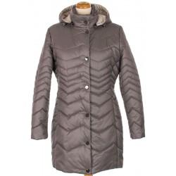 kurtka zimowa Biba Bella szara rozmiar 40