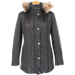 kurtka zimowa Biba Xenia czarna rozmiar 44 46 50 52